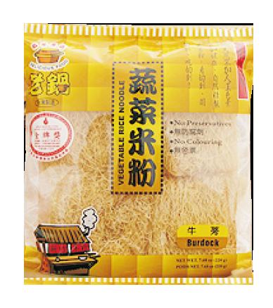 牛蒡米粉 1